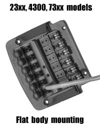 Kahler: Guitar tremolo installation guidelines - Whammy Parts